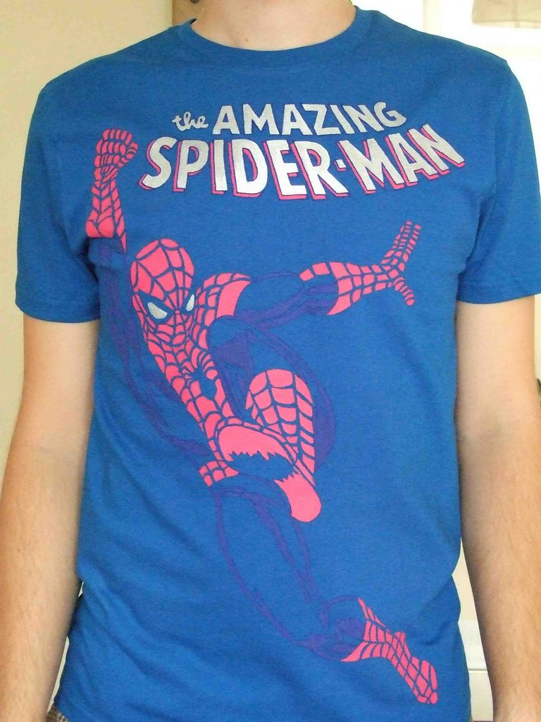 Amazing Spider-man t-shirt