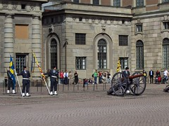 Changing of the Guard (Goalie 27) Tags: sweden stockholm scandanavia swe