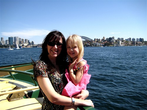In Sydney with Sophie