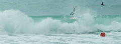 Fallin' (Pitt Rotelli) Tags: blue sea people sun nature water sport surf mare waves estate deep toscana sole acqua autunno banchisa