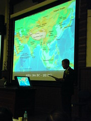 Tipitaka Technology Lecture at University of Tokyo 2008