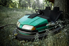 Bumper Car (Andrew Ramsey) Tags: bear park old ri travel sunset urban mountain ny mountains green abandoned ex car sign clouds forest sunrise river bench golf amusement globe chair peeling paint eagle lock antique connecticut rustic bald newengland machine newhampshire books nh andrew bearmountain bumper urbanexploration sparrow button gps stapler bumpercars wicker exploration straws enchanted loon ramsey enchantedforest bumpercar urbex urb loonmountain andrewramsey sparrowmachine newyorkct