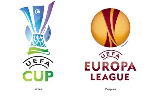 La copa UEFA cambia de nombre
