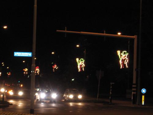 Lichtjesroute- Northern Part, Eindhoven 2008