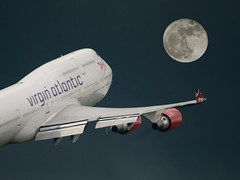 (Virgin) Fly me to the moon (tramsteer) Tags: boeing747400 virginatlantic manchesterairport top20aviation colorphotoaward virgin atlantic 747400 aerotagged airways virginatlanticairways boeing 747 boeing747 aero:man=boeing aero:model=747 aero:series=400 aero:airline=vir jumbo lightiq nikon takeoff uk aviation richardbranson moon lunar night nighttime nocturn nocturne nocturnal lowlight tramsteer telephoto sigma500mm750mm longlens ringway hdr airport airfield airstrip runway transport alltypesoftransport dark colour colors