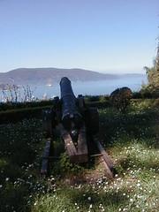 FORTIFICACIONES PARQUE DE LOTA (armera2008) Tags: lota caones artillera parquedelota carronada cureas