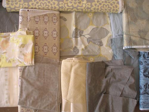 Quilt back fabrics