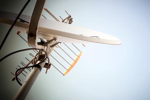Antenna detail