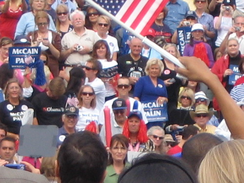 Sarah Palin Carson CA 1