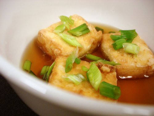 Agedashi Tofu | Tastefully Done
