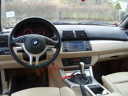 2005 AC Schnitzer X5 E53 interior PICTURES