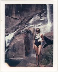 Vernal (Erin Eli) Tags: portrait film beautiful polaroid yosemite instant vernal anchal landcamera polaroid669 automatic250