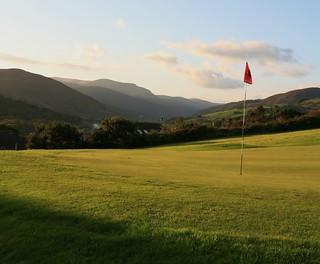Glenmalure Golf Course