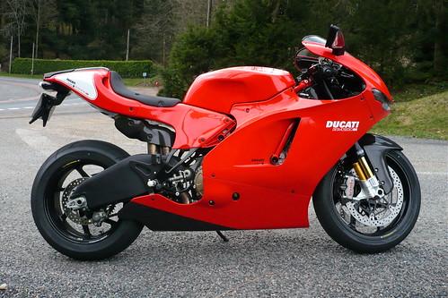 Ducati Desmocedici RR