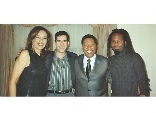 Marilyn McCoo Robert Allan Arno  Billy Davis and Nhojj