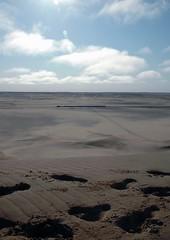 Desert Express from Sand Dunes