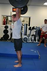 crossfit oldtown october 15 232 (CrossFit Oldtown Alexandria) Tags: push press shoulder oldtown jerk crossfit