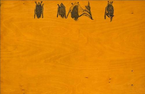 """""""Board Bats"""" by Heather Johnson"""