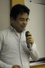 矢野勉 (t_yano) さん, BOF A-2 java-jaプレゼンツ・第十一回 第2回チキチキ JJUG だよ全員集合 ライトニングトーク大会, JJUG Cross Community Conference 2008 Fall