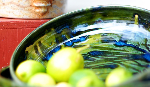 Limes & Swirls