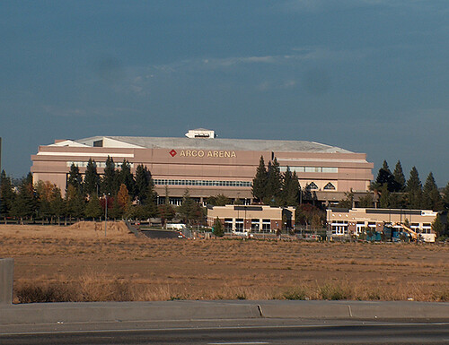 {Arco Arena, where its at - flickr/Bo Knows California}