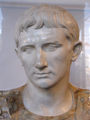 Rome 189 Prima Porta Augustus at Colosseum