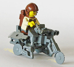 """I thought I """"saw"""" a trike go by. . . (ElNickre) Tags: lego vehicles elnickre nickre"""