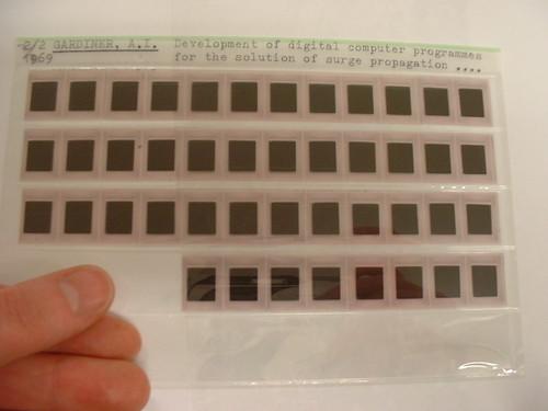 Dissertation Print Copies for Researchers