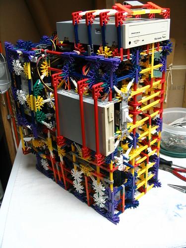 K'nex Computer (Side)