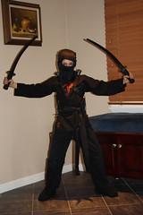 Ninja Geoffrey 2 (Tekjock) Tags: halloween ninja geoffrey 2008