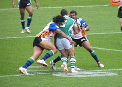 DAINE LAURIE (NAPARAZZI) Tags: rugby laurie aboriginal league daine