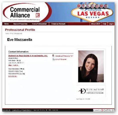 Eve Mazzarella Profile