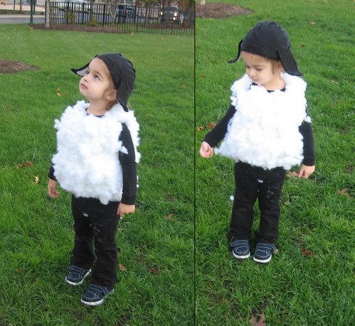 costume - sheep 3
