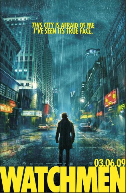 watchmen poster stills walking