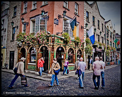 Unreal reality 2 (mgrat) Tags: dublin templebar davehill lightroom unreality postprocessing