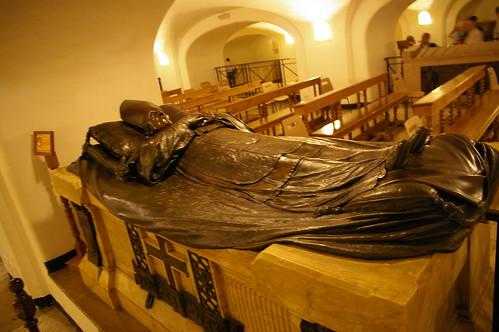 教宗的棺木