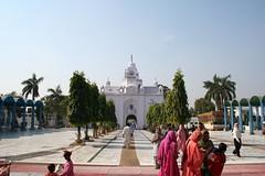 The whole gurdwara