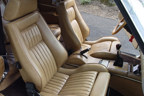 Avanti Interior Seats Frederick MD Upholstery Shop