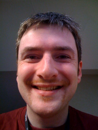 Movember: Day 11