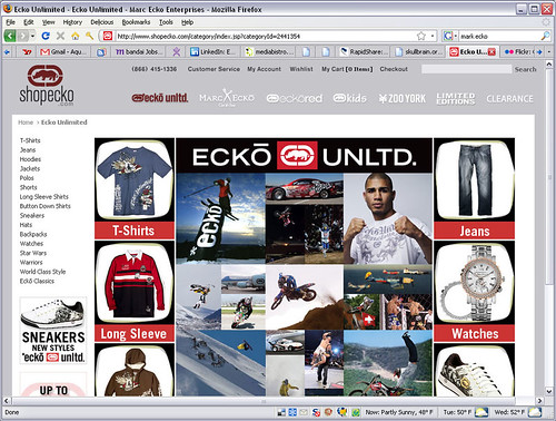"Spring 07 Catalog - Ecko Unlimited • <a style=""font-size:0.8em;"" href=""http://www.flickr.com/photos/69146816@N00/3022388401/"" target=""_blank"">View on Flickr</a>"