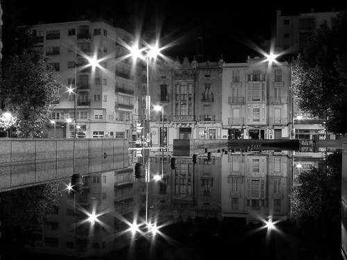 Ciudad reflejada / Reflected City