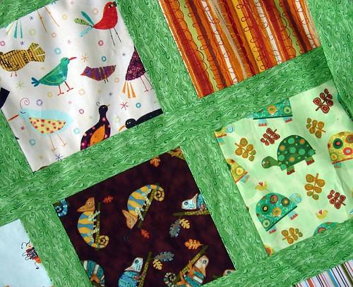 quilt top b detail