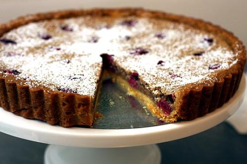cranberry pecan frangipane tart | smitten kitchen