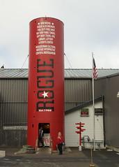USA - Oregon - Newport - Rogue Ales (Jim Strachan) Tags: newport rogueales