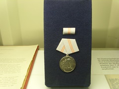 Stasi Museum Medal (M.Datt) Tags: berlin museum medal gdr stasi