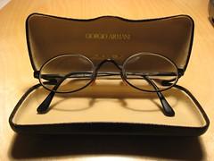 glasses case brille eyeglasses giorgioarmani brillenetui firstglasses erstebrille