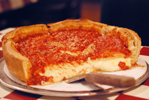 Chicago style deep dish pizza in the GTA? - RedFlagDeals.com Forums