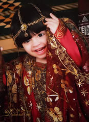..{     .... ( Marron Glac) Tags: portrait baby cute girl child eid  babyface  shosho