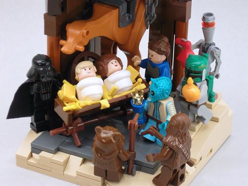 LEGO Star Wars Weihnachten