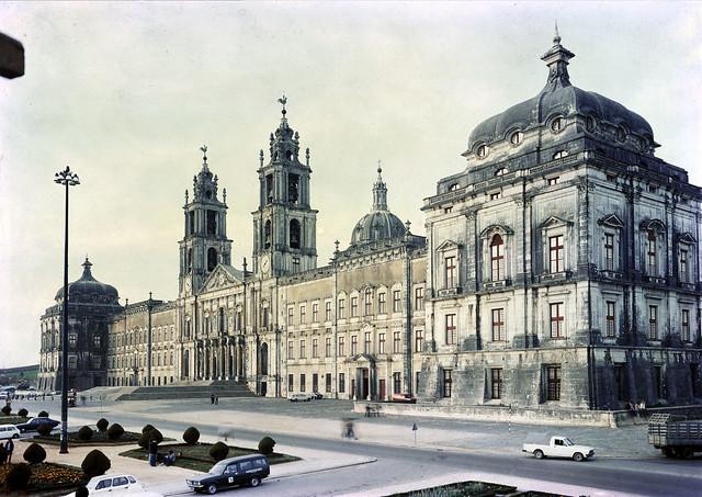 Convento de Mafra (M. Novaes, s.d.)